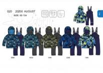 Демисезонный комплект ЛЕННЕ (коллекция весна/осень 2020г)