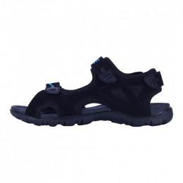 Сандалии Nike Black Blue арт 03-2