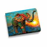 Кошелек мини «Sun elephant»