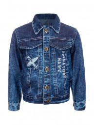 Куртка джинсовая  Akira