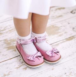 Ботинки на флисе