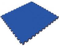 Мягкий пол универсальный 1000*1000*14 мм, синий