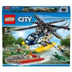 Lego City Погоня на полицейском вертолёте, лего 60067