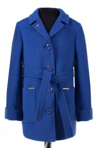 Пальто детское демисезонное (пояс) Кашемир