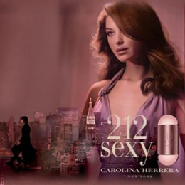 212 SEXY by Carolina Herrera type