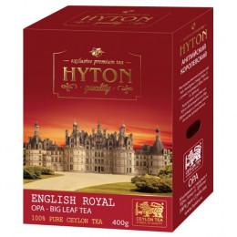 Чай Хайтон  Английский Королевский  ОРА 400 г картон