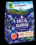 """Кисель льняной с инжиром """"Сила Алтая"""" 150 гр"""