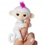 интерактивная ручная обезьянка София