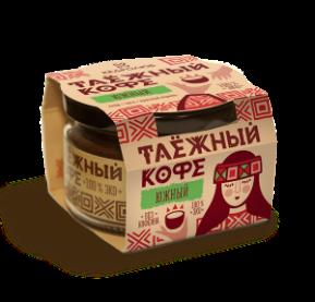 """Таёжный кофе """"Кедролюб"""" (Южный), 85 гр"""