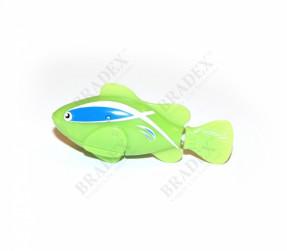 Рыбка-робот «FUNNY FISH» зелёная