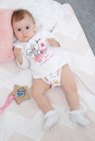 Комбинезон детский Cubone белый