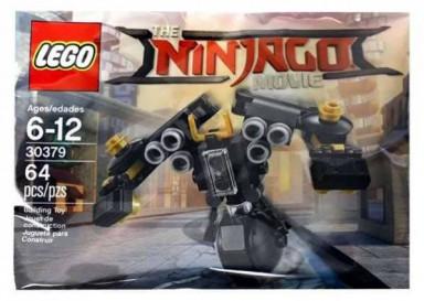 30379 LEGO Микромодель: Робот землетрясений (10)