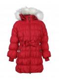 Пальто для девочки «Breath of winter»