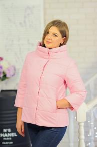 Куртка «Миледи-2», розовая