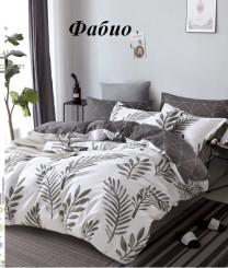 """1,5 спальный САТИН """"Фабио"""""""