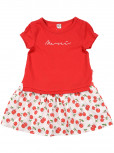Платье UD 3307 красн/вишня
