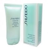 Пилинг для лица Shiseido Green Tea 60ml.