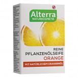 Мыло (апельсин) Alterra