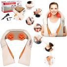 Массажер для шеи, плеч и спины с ик-прогревом