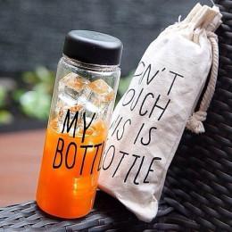 MY BOTTLE — удобная и актуальная бутылочка