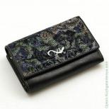 Маленький женский кожаный кошелек Sergio Valentini СВ 8117-0