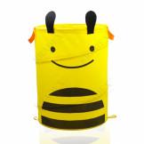 Корзина для хранения складная «ПЧЕЛКА» (BEE Animal kids toy