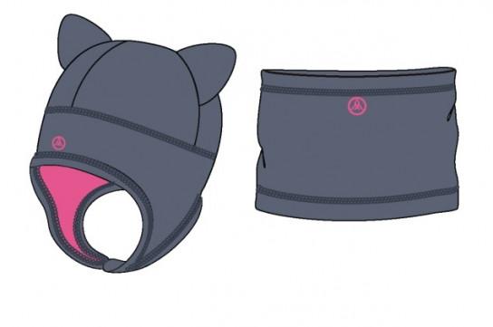 Комплект: шапка и шарф-снуд