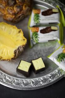Конфеты птичье молоко «Тропический ананас»