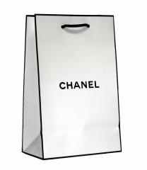 Пакет картонный CHANEL (маленький 23х15см)