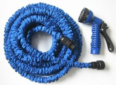 Водяной шланг Xhose (Икс-Хоз) увеличивается в 3 раза, 22,5 м
