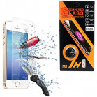 Стекло защитное на экран телефона iphone 5,5S,5SE