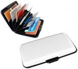 Алюминиевый рифленый кошелек Aluma Wallet
