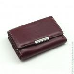 Маленький женский кожаный кошелек Sergio Valentini СВ 8090-0