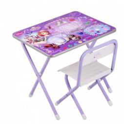 Набор мебели №1 Принцесса София, фиолетовый