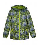 """Куртка д/мал. весна-осень """"Илар"""", Цвет серо-салатовый."""