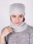 ХИТ ПРОДАЖ! Комплект шапка + снуд 11125С/03