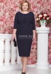 Платья Модель 5493 синий Ninele Производитель: Ninele (Белар