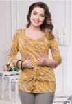 Блуза Маринелла (яркая