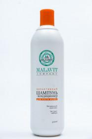 """Шампунь-кондиционер биоактивный """"Малавит"""" для роста 500мл"""