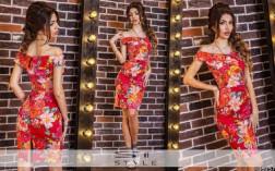 Платье 15257