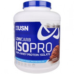 USN, Low Carb ISOPRO, 100% Whey Protein Isolate (1.8кг)