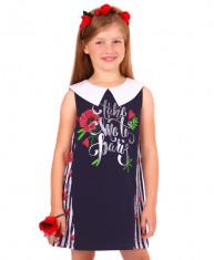 """""""Фестиваль цветов"""" [490476]Платье для девочки ДПБ482804н"""