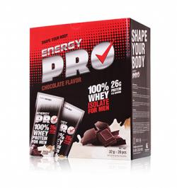 Energy PRO для мужчин вкус шоколад