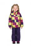Комплект утепленный: куртка и брюки