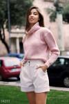 Классические белоснежные шорты
