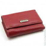 Маленький женский кожаный кошелек Sergio Valentini СВ 8063-0