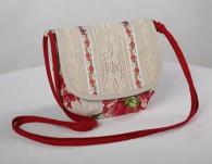"""Кармашек-сумочка для платья """"Маки"""""""