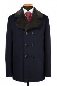 07-0136 Пальто мужское утепленное