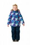 Комплект зимний: куртка и брюки TW37106 BLUE