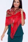 55650 Платок (NIKA)Красный
